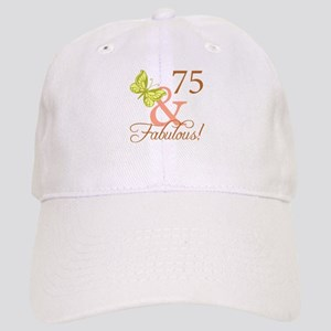 75 & Fabulous (Autumn) Cap