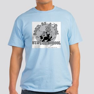 Stay in School Light T-Shirt