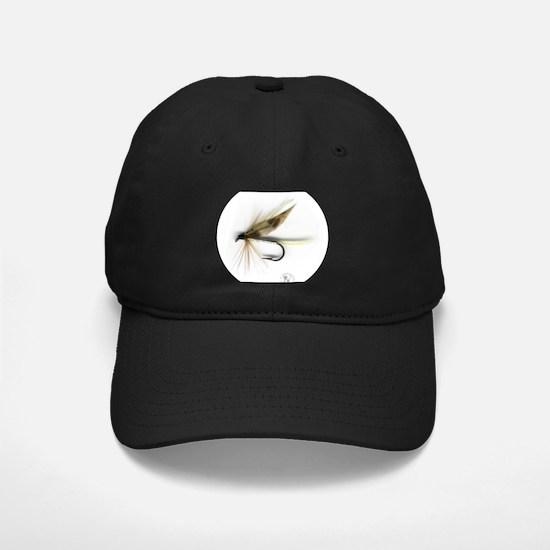 Cummins Wet Fly (March Brown) Baseball Hat