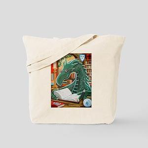 Dragon Art Tote Bag