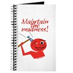 Maintain the Madness Journal