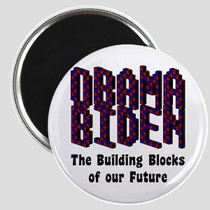 Obama Biden Future Magnet