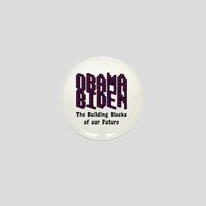 Obama Biden Future Mini Button