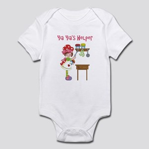 Yia Yia's Helper (Kitchen) Infant Bodysuit