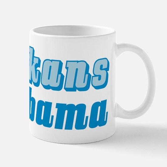 Alaskans for Obama Mug