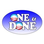 One & Done