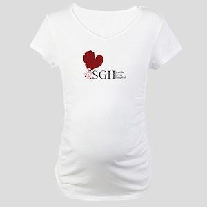 Seattle Grace Hospital Maternity T-Shirt