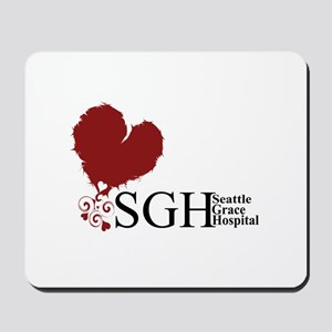 Seattle Grace Hospital Mousepad
