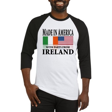 Irish American pride Baseball Jersey