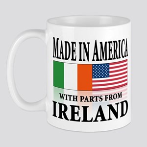 Irish American pride Mug