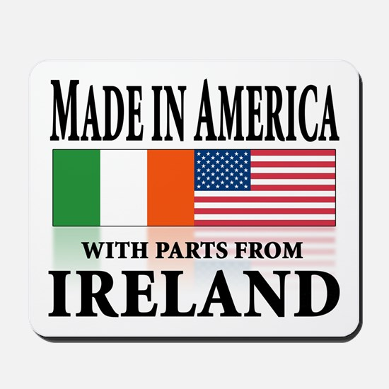 Irish American pride Mousepad