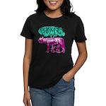 Women's Black T-Shirt