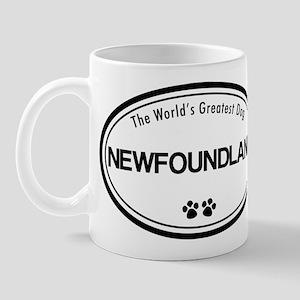 World's Greatest Newfoundland Mug