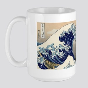 Great Wave Large Mug