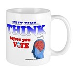 Next Time, THINK Mug