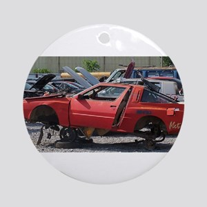 Chrysler Conquest Ornament (Round)
