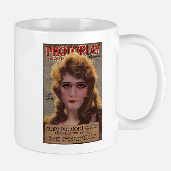 Mary Pickford 1915 Mug