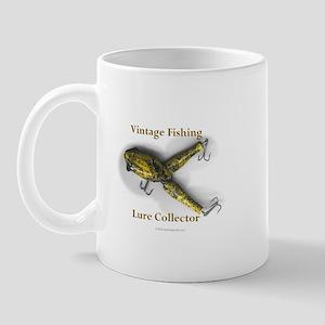 Vintage Lure Collector Mug