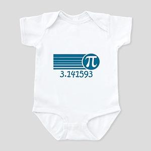 Pi Symbol Infant Bodysuit
