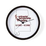 CCW Logo Wall Clock