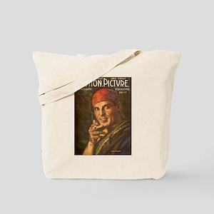 Antonio Moreno Tote Bag