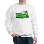 Tommy the Insulting Parrot Lo Sweatshirt