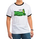 Tommy the Insulting Parrot Lo Ringer T