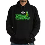 Tommy the Insulting Parrot Lo Hoodie (dark)