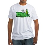 Tommy the Insulting Parrot Lo Fitted T-Shirt