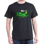 Tommy the Insulting Parrot Lo Dark T-Shirt