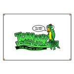 Tommy the Insulting Parrot Lo Banner