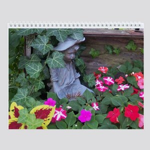 Flower Fun Wall Calendar