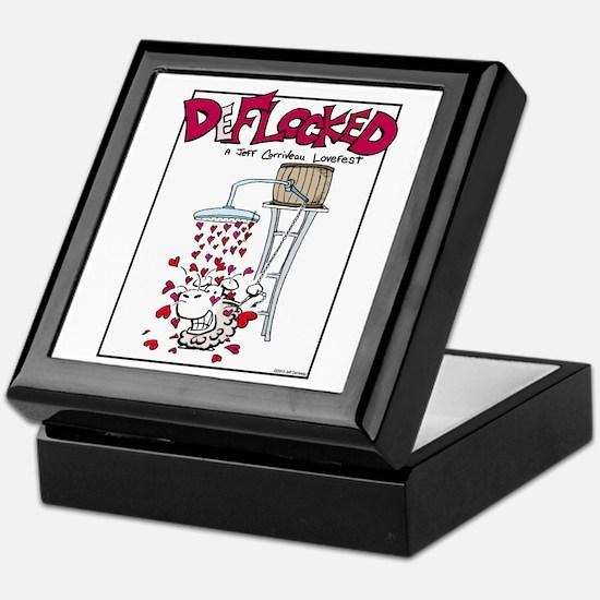 Mamet Hearts Keepsake Box