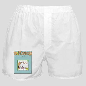 Mamet Stamp Boxer Shorts
