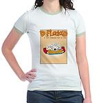Mamet Lasagna Jr. Ringer T-Shirt