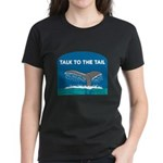 Whale Women's Dark T-Shirt