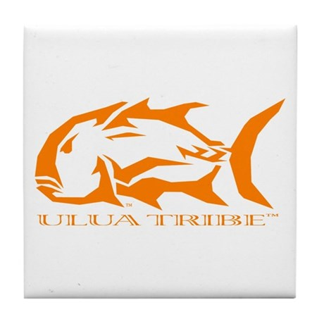 Ulua Tribe Tile Coaster