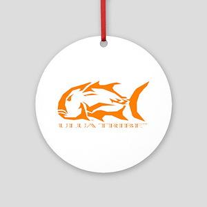Ulua Tribe Ornament (Round)