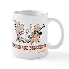 Farmed and Dangerous Mug