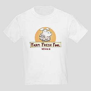 Farm Fresh Fool Kids Light T-Shirt