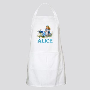 ALICE IN WONDERLAND - BLUE Apron