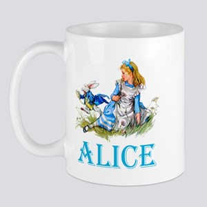 ALICE IN WONDERLAND - BLUE Mug