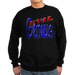 Evil Genius Sweatshirt (dark)