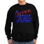 Evil Genius Sweatshirt (dark)