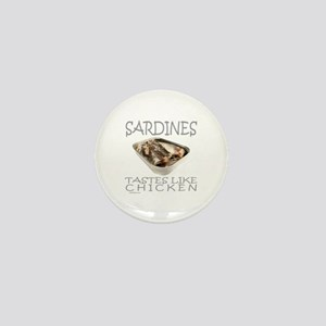 SARDINES Mini Button