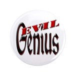 "Evil Genius 3.5"" Button (100 pack)"