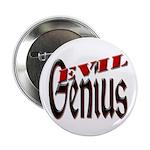 """Evil Genius 2.25"""" Button (100 pack)"""