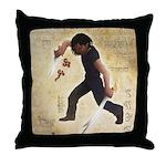 FMA Throw Pillow
