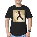 FMA Men's Fitted T-Shirt (dark)