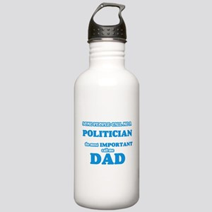 Some call me a Politic Stainless Water Bottle 1.0L